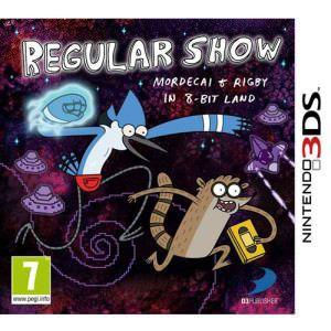 Regular Show Mordecai & Rigby in 8-Bit Land Free eShop Download Code 2