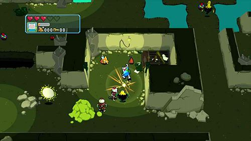 Adventure Time Explore the Dungeon Because I DON'T KNOW! Free eShop Download Code 3