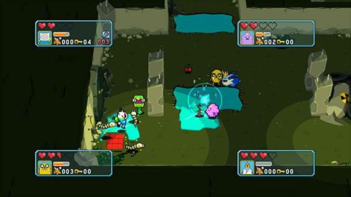 Adventure Time Explore the Dungeon Because I DON'T KNOW! Free eShop Download Code 5