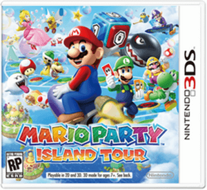 Mario Party Island Tour Free eShop Download