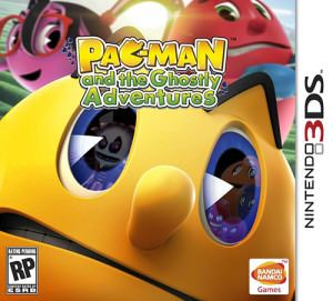 PAC-MAN and the Ghostly Adventures Free eShop Download Code 3