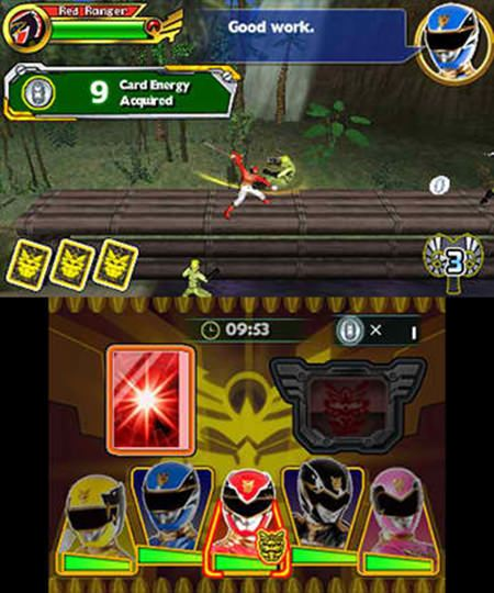 Power Rangers Megaforce Free eShop Download Code 3