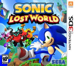 Sonic Lost World Free eShop Download Code 2