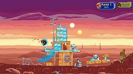 Angry Birds Star Wars Free eShop Download Code 4