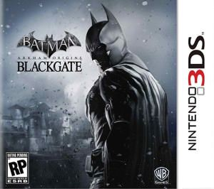 Batman Arkham Origins Blackgate 3DS Free eShop Download Code 1