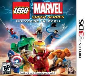 LEGO Marvel Super Heroes Universe in Peril Free eShop Download Code 1