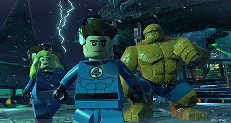 LEGO Marvel Super Heroes Universe in Peril Free eShop Download Code 2