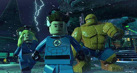 LEGO Marvel Super Heroes Universe in Peril Free eShop Download Code 2
