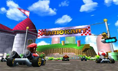 Mario Kart 7 Free eShop Download Code 5