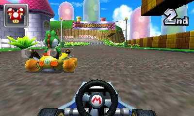 Mario Kart 7 Free eShop Download Code