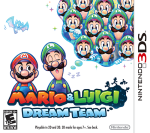 Mario & Luigi Dream Team Free eShop Download Code 6