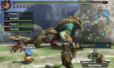 Monster Hunter 3 Ultimate Free eShop Download Code 3