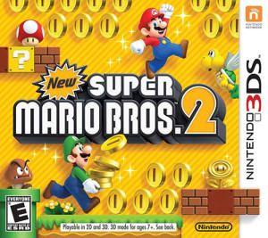 New Super Mario Bros. 2 Free eShop Download Code 2
