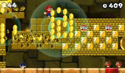 New Super Mario Bros. 2 Free eShop Download Code  4