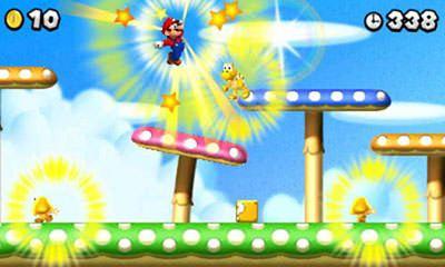 New Super Mario Bros. 2 Free eShop Download Code  6