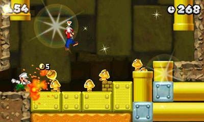 New Super Mario Bros. 2 Free eShop Download Code  7