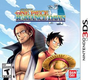 One Piece Romance Dawn Free eShop Download Code