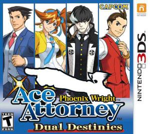 Phoenix Wright Ace Attorney - Dual Destinies Free eShop Download Code 5