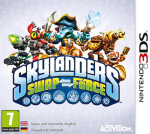 Skylanders SWAP Force Free eShop Download Code 1