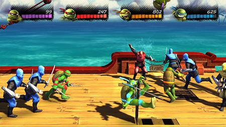 Teenage Mutant Ninja Turtles Free eShop Download Code 1