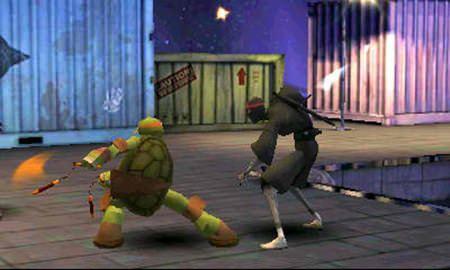 Teenage Mutant Ninja Turtles Free eShop Download Code 2