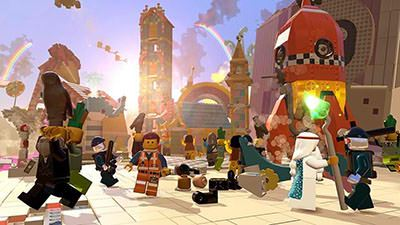 The LEGO Movie Videogame Free eShop Download Code 3