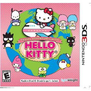 Travel Adventures with Hello Kitty Free eShop Download Code