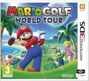 Mario Golf World Tour Free eShop Download Code 5