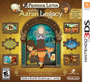 Professor Layton and the Azran Legacy Free eShop Download Code 2
