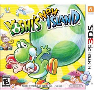 Yoshi's New Island Free eShop Download Code 4