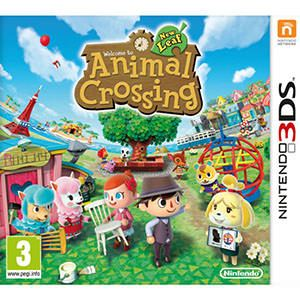 Animal Crossing New Leaf Free eShop Download Code 1