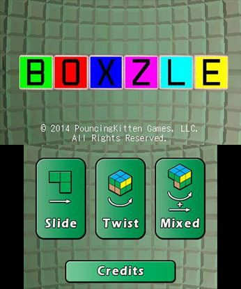 Boxzle Free eShop Download Code 3