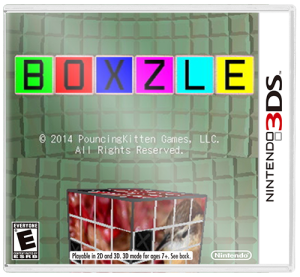 Boxzle Free eShop Download Code box art