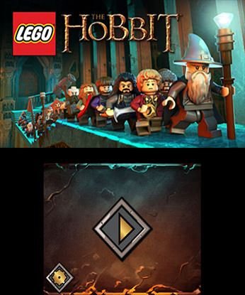 LEGO The Hobbit Free eShop Download Code 3