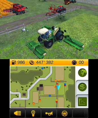 Farming Simulator 14 Free eShop Download Code 1