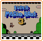 Super Mario Bros. 3 NES 3DS Free eShop Download Code