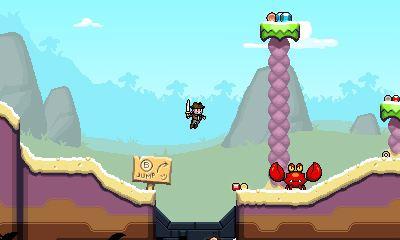 Treasurenauts 3DS Free eShop Download Code 1