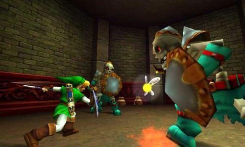 Zelda Ocarina of Time 3D Free eShop Download Code 2