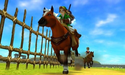 Zelda Ocarina of Time 3D Free eShop Download Code 3