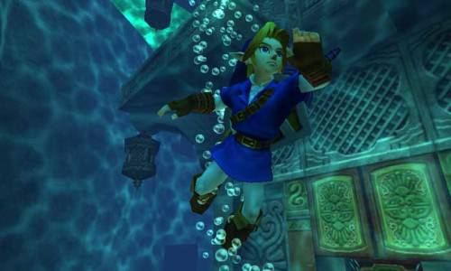 Zelda Ocarina of Time 3D Free eShop Download Code 4