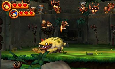 Donkey Kong Country Returns 3D Free eShop Download Code 1