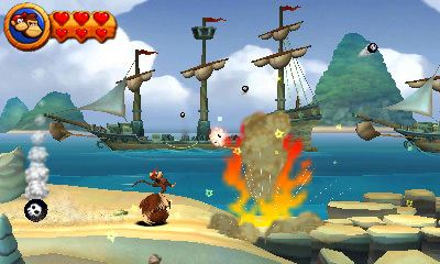 Donkey Kong Country Returns 3D Free eShop Download Code 2