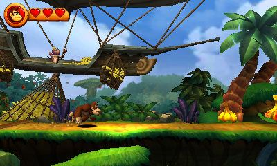 Donkey Kong Country Returns 3D Free eShop Download Code 3