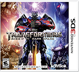 TRANSFORMERS Rise of the Dark Spark Free eShop Download Code