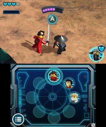 LEGO Ninjago Nindroids eShop Download Code 1