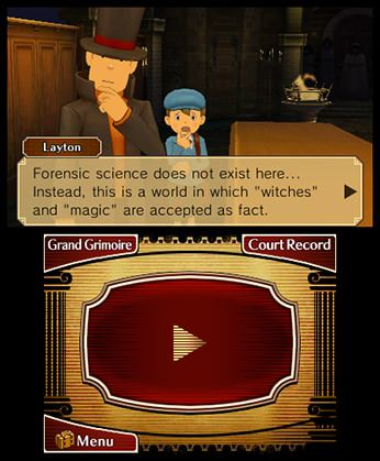 Professor Layton vs. Phoenix Wright Ace Attorney Free eShop Download Code 5
