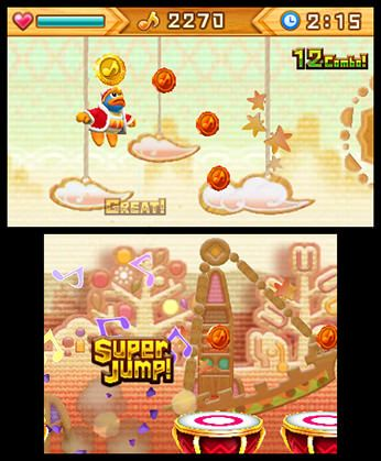 Dedede's Drum Dash Deluxe Free eShop Download Codes 3