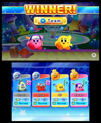 Kirby Fighters Deluxe Free eShop Download Codes 1