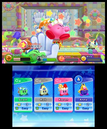 Kirby Fighters Deluxe Free eShop Download Codes 3