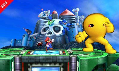 Super Smash Bros. 3DS demo download codes 1